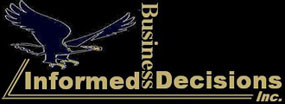 Informed Business Decisions, Inc. Trade Mark Logo